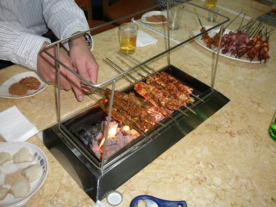 お勧めの延辺料理 羊肉串