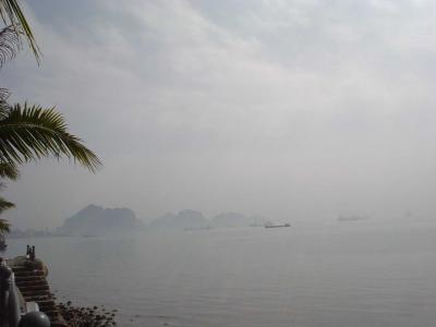 ハロン湾3: 「まぼろしのハロン湾」 景観編