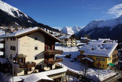 Klosters. Zermatt スキー旅行 ③