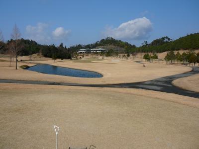 遠征ゴルフ&白浜観光:有田東急GC Blueコース