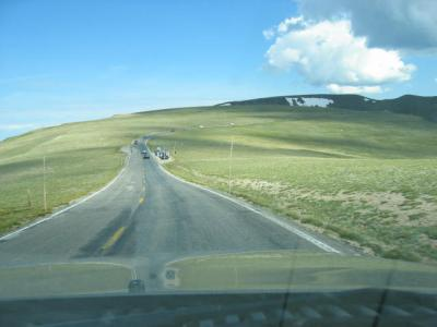 2006年グランドサークルとデンバー⑧ロッキーマウンテン国立公園