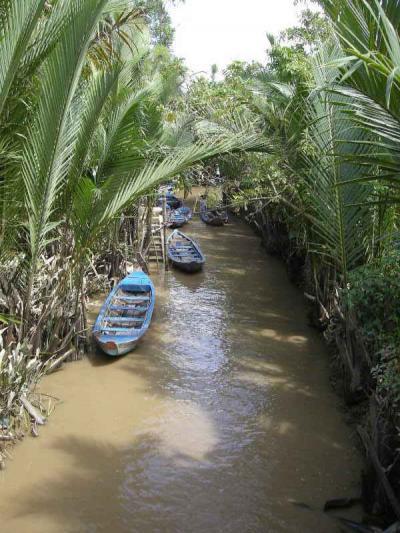 カンボジア&ベトナム6日間? ホーチミン市内観光&ミトー・メコン川