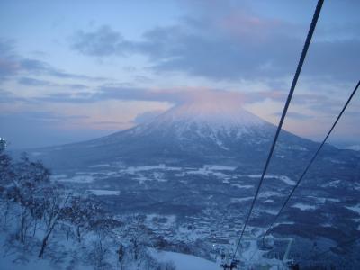 ニセコ ~世界屈指のパウダースノー~(2泊3日)