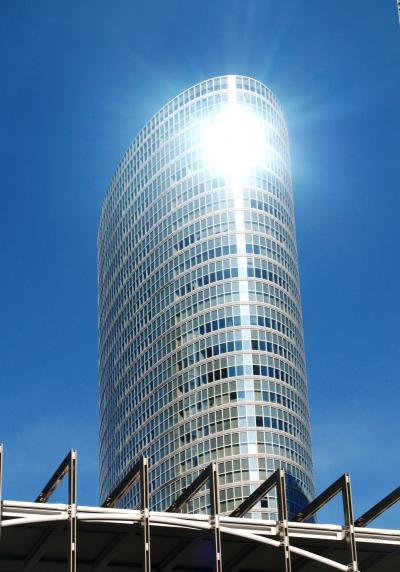 品川&汐留地区の建築美 ☆再開発ビルの光と陰は