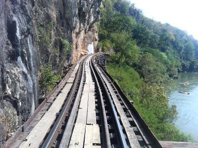 泰麺鉄道を歩く旅
