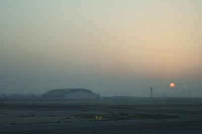 ペトラ遺跡・死海とアラビアのロレンスの舞台 ヨルダンの旅その01~乗継のドーハ