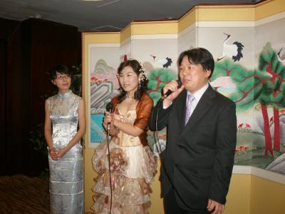 延吉 職場結婚の国際カップル日本へ