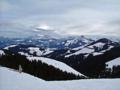 チロルでスキー・ブリクセン