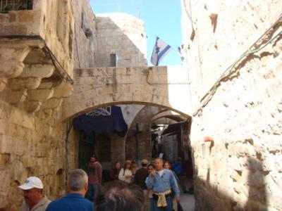 イスラエル突入記 ゴルゴタの丘&聖墳墓教会編