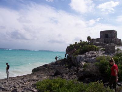 メキシコ旅行記?遺跡とカリブ海の出会う場所☆Tulum