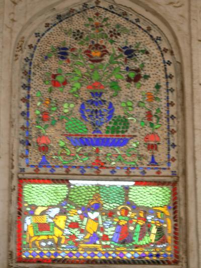 2008冬、インド旅行記(5):1月26日(3)ジャイプル、アンベール城