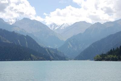 中国のスイス、天池