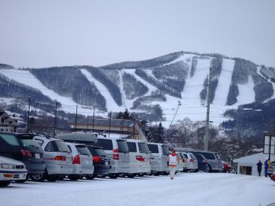 ski合宿 to菅平スキー場