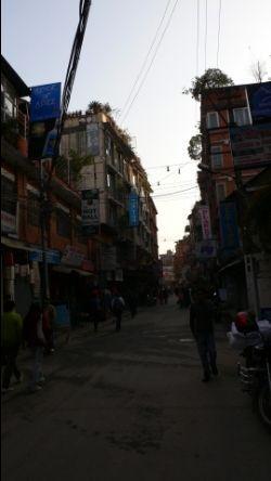ネパール・アンナプルナBC&プーンヒル周回トレッキング・2007年冬〔1日目〕