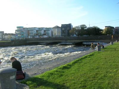緑のアイルランド! 1 ダブリン