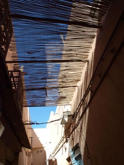 アルジェリアの砂漠1300キロの旅 − 1  ガルダィア   Ghardaia, Algeria