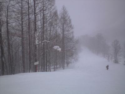 福島遠征第一弾 会津高原たかつえスキー場