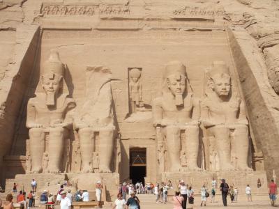 ■海外逃亡8■→エジプト…3日目アブ・シンベル