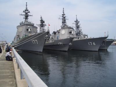これがイージス艦「艦番号DDG177あたご」だ