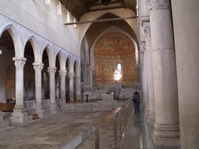イタリアの街を歩く(3日目)ベネチア・アクイレイア