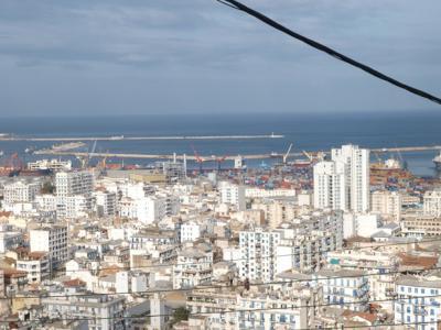 アルジェリアの砂漠1300キロの旅 - 8 アルジェ      Algiers, Algeria