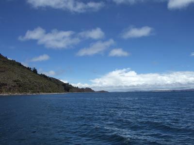 南米アンデス山脈ペルー国プーノのチチカカ湖特集 #12 チチカカ湖の島巡りタキレ島 #1
