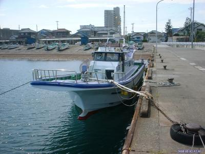 安房ちゃん2釣日記2008-3