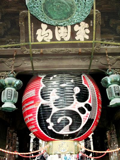 成田山詣-2 境内の堂宇 ☆重要文化財等を訪ね歩いて
