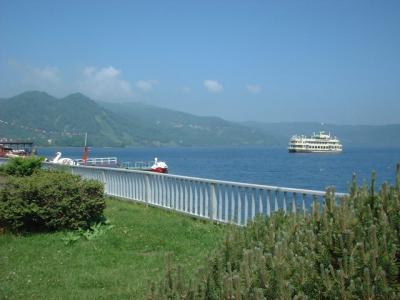 北海道 洞爺湖旅行