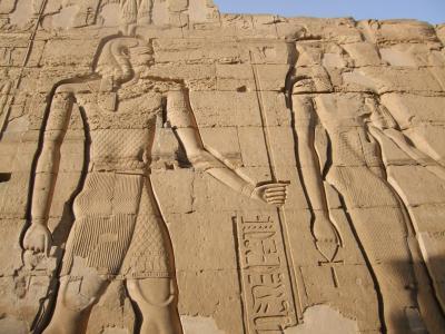 エジプト11日間 *コムオンボ・エドフ*