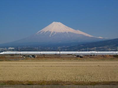 撮影スポットからの眺め!  ~Mt.Fuji  in  March ~