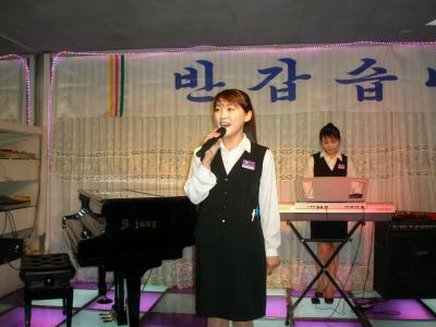 北朝鮮美人も歓迎 延辺に国際交流基金「ふれあいの場」設置決定