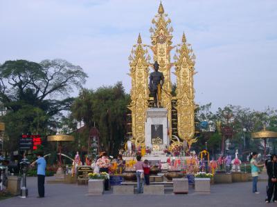 タイ、ミャンマー、ラオス周遊の旅
