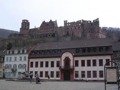 芸術と哲学とドイツ最古の大学都市