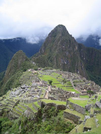 2008年3月 初めての南米ペルー旅行記②マチュピチュ