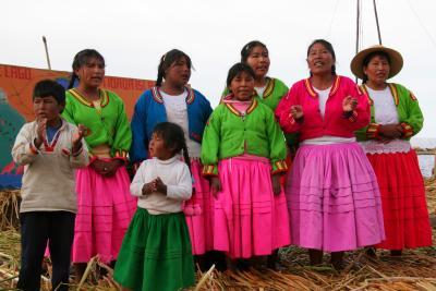 初めてのペルー旅行記?プーノ