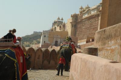 2007年11月 インド(ジャイプール)