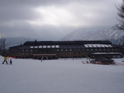 3月箕輪ski