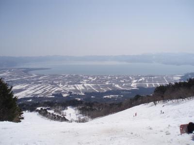 3月猪苗代ski