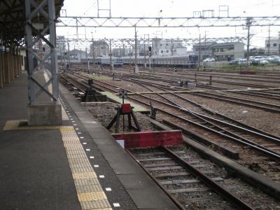 鉄道探訪。南海加太線。
