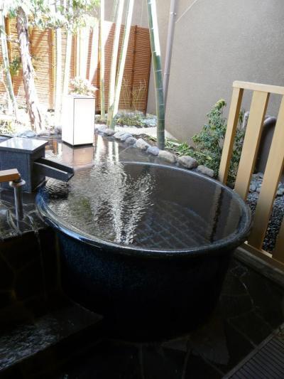 11.東急ハーヴェストクラブ VIALA 箱根翡翠 オープンを間近に控えた現地モデルルームに行ってきました お部屋に露天風呂のあるデラックスルーム 温泉大浴場