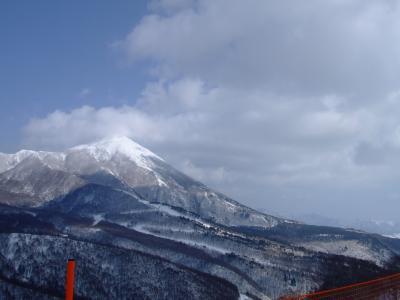 ski部活動記録 to福島
