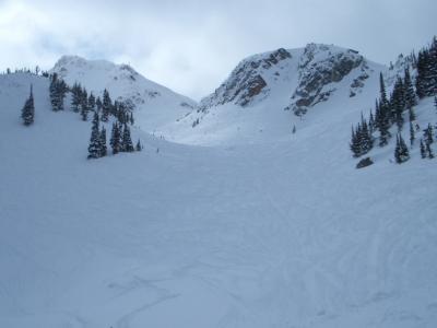 ウィスラーでスキー2008 --その1--