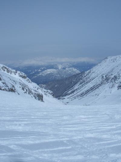 ウィスラーでスキー2008 --その2--