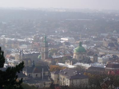 Lviv (Western Ukraine)