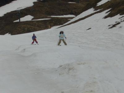 春スキー★ホワイトバレー