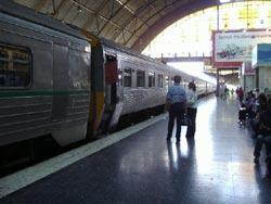 女一人旅(半分仕事)バンコク→鉄道でチェンマイ(2)
