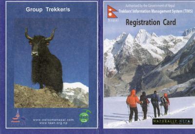 憧れのネパールヒマラヤトレッキング・・・?トレッキングの打ち合わせと入山許可証の取得