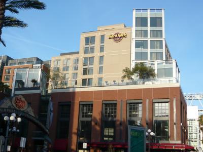 ハードロックホテル サンディエゴ