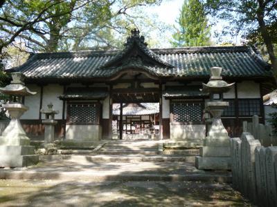 池田歴史探訪:伊居太神社